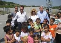 116 са децата на 350-те бежанци, настанени в Пъстрогор.