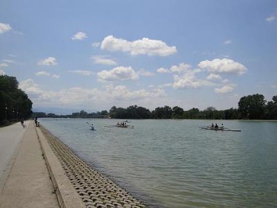 Инициативата започва в 10 часа на 17 август на Гребната база в Пловдив.  Снимка © Aspekti.info (архив)