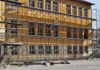 Мащабно саниране и благоустрояване на училищни сгради тече в Пловдив през последната година. Снимка архив