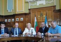 Районните кметове твърдят, че обслужването на гражданите ще стане много по-добро след реализацията на проекта. Снимка © Aspekti.info