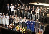 """17-ото издание на театралния фестивал започна с премиерата на """"Възвишение"""" по романа на Милен Русков.  Снимка © Aspekti.info"""