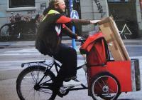 Инициативата цели да докаже, че пазаруването с велосипед не само е възможно, но е и приятно.