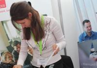 """Форумът създава подходяща среда за обмен на информация между младежите и бизнеса. Снимка <a href=""""http://mediacafe.bg/"""">Media Cafe</a>"""