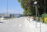 Предстои да се направи маркировката и по всички основни улици и булеварди в района.  Снимка © Aspekti.info (архив)