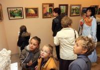 Проявите в Дома на художниците по време на Нощта на музеите и галериите привличат и много деца за вълнуваща среща с изкуството.