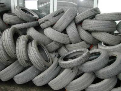 Кампания за събиране на излезли от употреба гуми (ИУГ), отработени масла и негодни за употреба батерии и акумулатори (НУБА).
