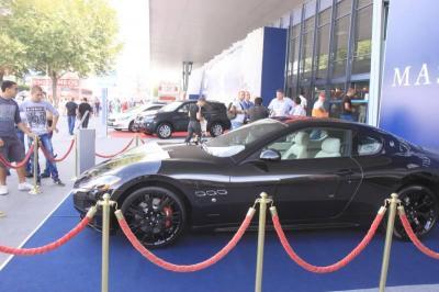 """""""Автомобилен салон Пловдив"""" е една от най-атрактивните изложби в рамките на Международния технически панаира. И тази година посетителите могат да участват в томбола с награда лека кола."""