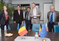 В новия пловдивски офис на Белгийско-Българската асоциация Best2B