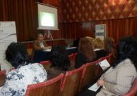 Събитието в Калояново събра 15 кметове на малките населени места от общината, представители на читалища, широката общественост, образователни институции и заведения, местната власт и регионални медии.  Снимка ОИЦ - Пловдив