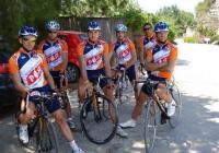 Пловдивските колоездачи натрупаха доста умора в тежки състезания.
