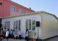 Две помещения за занималня на 104 деца са обособени в новата сграда.  Снимка © Aspekti.info