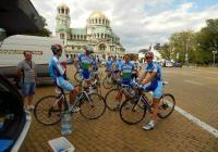 """""""Царистите"""" излязоха във ваканция малко след тежката Международна колоездачна обиколка на България Снимка архив"""