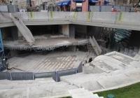 По договор срокът за изпълнение на втория етап от реконструкцията е 9 месеца, но работата може да приключи и по-рано. Снимка © Aspekti.info