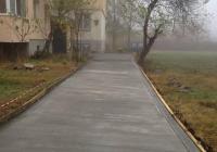 """Нови паркинги и тротоари изградиха в район """"Тракия"""""""