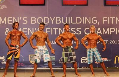 Мирослав Йончев (крайният вляво) успешно участва в две големи състезания тази година.