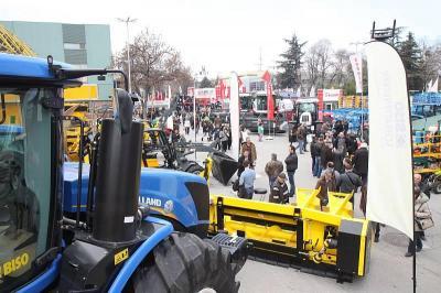 """""""Агра"""" е една от четирите изложби на Международен панаир Пловдив, които ще се проведат под патронажа на министъра на земеделието и храните  проф. Димитър Греков. С нея стартира програмата за 2014 година."""
