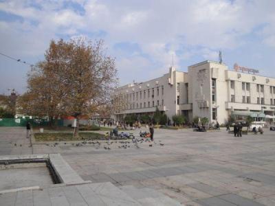 За новата визия на площада ще бъде обявен международен конкурс.  Снимка © Aspekti.info (архив)