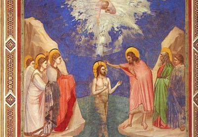 Празникът се свързва с кръщаването на Христос във водите на река Йордан.  Снимка bulgariainside.com