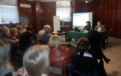 За участие са поканени представители на местни, регионални и национални медии.  Снимка ОИЦ - Пловдив (архив)
