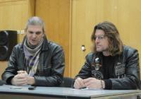 Такива събития ни правят по-добри, категоричен е Владо Ботев (вляво). Снимка © Aspekti.info