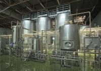 20 милиона литра бира годишно може да произвежда фабриката във Велико Търново. Снимка borbabg.com