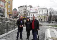 Пловдив и Лече се договориха да развиват общи проекти.