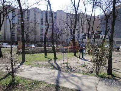 Мястото ще се превърне в привлекателно пространство за отдих и игра.  Снимка Aspekti.info