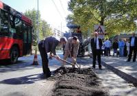 """Кметът Тотев ще направи първа копка на участъка. Снимка © <a title=""""Aspekti.info"""" href=""""http://www.aspekti.info"""">Aspekti.info</a> (архив)"""