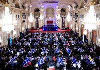 """Турнирът се провежда в една от най-известните забележителности на Виена - """"Хофбург Палас""""."""