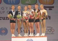 Антонио Папазов и Ана-Мария Стоилова са новите световни шампиони на смесени двойки за юноши и девойки 15-17 години на световното първенство в Канкун, Мексико.