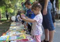 """Идеята е децата да се срещнат отблизо с книгите и да се забавляват. Снимка: <a href=""""http://www.aspekti.info/"""">Aspekti.info</a>"""