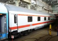 До края на годината ще разполагаме с всичките 30 вагона, увери Московски. Снимка lokforum.com (архив)