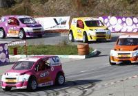 Иновативните шампионати се провеждат със специално произведените за състезания автомобили, наречени Volkicar.