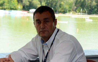 Свилен Нейков дава висока оценка за Пловдив като организатор на състезания от световна величина.  Снимка: световно първенство по гребане