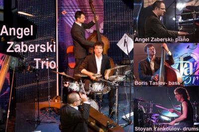 Триото на Ангел Заберски ще представи Like Jazz на пловдивска сцена  Снимка: Камерна сцена Пловдив