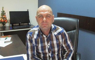 """Костадин Димитров започна втори мандат като кмет на """"Тракия"""".  Снимка: Aspekti.info"""
