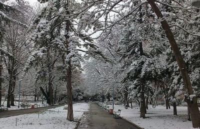 Снегът в Пловдив продължава да вали.  Снимка: Aspekti.info (архив)