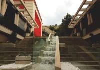 Водната каскада ще бъде почистена и зазимена, а водата ще тръгне отново напролет. Снимка: Община Пловдив