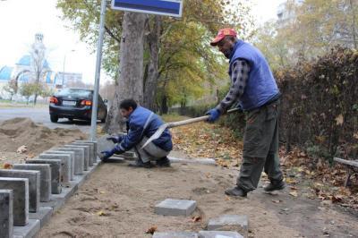 """Ремонтните дейности започнаха след сигнали на граждани до районното кметство.  Снимка: Район """"Западен"""""""