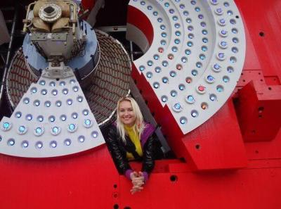 Д-р Татяна Медведева е физик и е един от 100-те кандидати за мисията на Mars One.  Снимка: ELEVATE