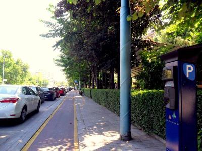 От Общината очакват с поскъпването да намалее броят на автомобилите в централната градска част.  Снимка: Община Пловдив