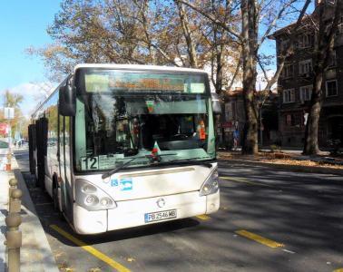 Заради ремонта ще бъдат променени маршрутите на 7 автобусни линии от градския транспорт.  Снимка: Община Пловдив