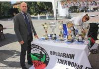 Костадин Димитров е един от четиримата български съдии на Световното в Беларус. Снимка: Община Пловдив (архив)