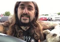 Майк Портной изпрати видеопоздрав за предстоящия концерт в Пловдив.