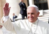 Папата ще е в Раковски по време на двудневното си посещение в България от 5 до 7 май 2019 г.  Снимката е предоставена от Община Раковски
