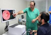 """Проф. Шишков е водещ специалист в диагностиката и лечението на злокачествените заболявания на пикочо-половата система у нас.  Снимка: УМБАЛ """"Пловдив"""""""