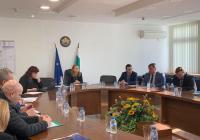 Създадено е сдружение между организациите и съвместен екип вече работи по проекта, за да се кандидатства за финансиране. Снимка: ©Областна управа - Пловдив
