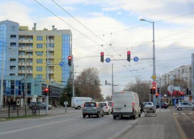 Движението по част от булеварда ще бъде ограничено заради ремонт на ВиК мрежата.  Снимка: ©Община Пловдив