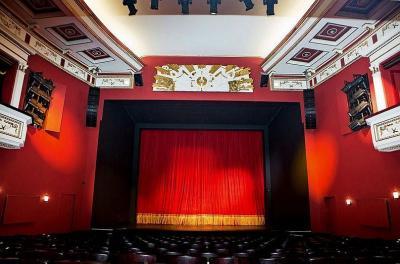 Премиерата е на 5 март от 18:30 часа в Голямата зала на Драматичен театър - Пловдив.   Снимка: dtp.bg