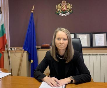Дани Каназирева отмени заповеди на кметовете на Сопот и Кричим в частта им, която противоречи с последната заповед на здравния министър за въвеждането на противоепидемични мерки в страната.  Снимка: Областна управа - Пловддив